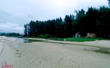 Biển Minh Châu Quan Lạn