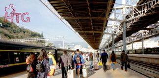 Du lịch Trung Quốc bằng tàu hỏa