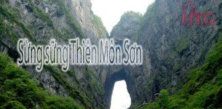 Du lịch Thiên Môn Sơn