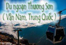 Du lịch núi Thương Sơn Trung Quốc