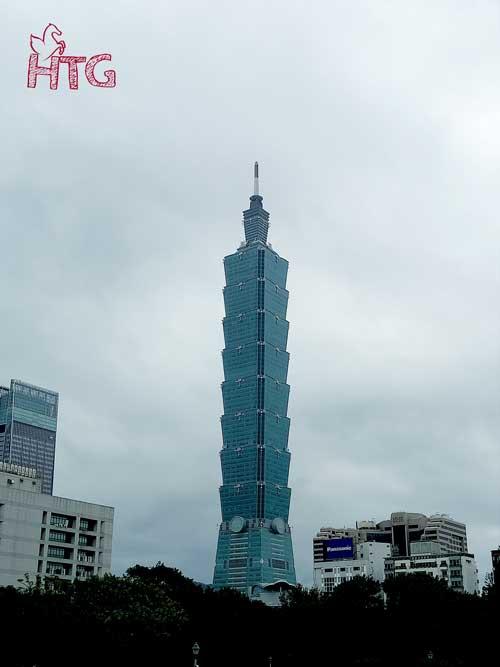 Xe bus 2 tầng Đài Bắc
