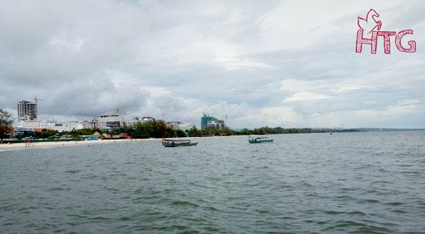 kinh nghiệm du lịch Koh Rong tự túc