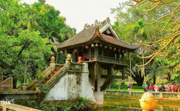 những địa điểm du lịch ở Hà Nội