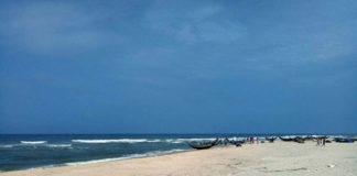 Biển Mỹ Thủy Quảng Trị