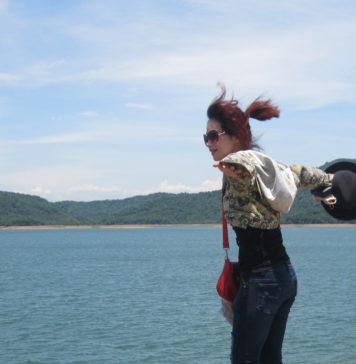 Hồ kẻ Gỗ Hà Tĩnh