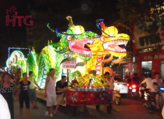 Trung Thu Tuyên Quang