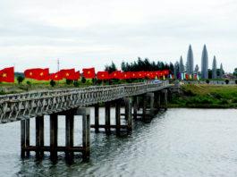 Vinh Moc tunnel Quang Tri Vietnam travel