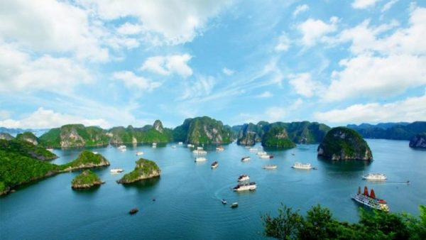 Travel Hanoi to Cat Ba Island