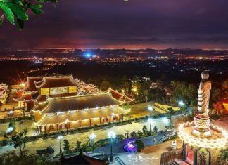 Du lịch Chùa Ba Vàng Uông Bí