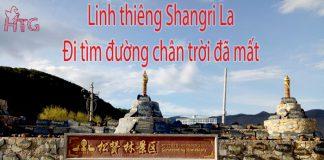 Du lịch Shangri La Vân Nam