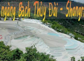 Bạch Thủy Đài Baishuitai