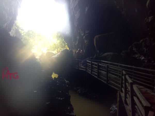 Kinh nghiệm du lịch Sông Chày Hang Tối