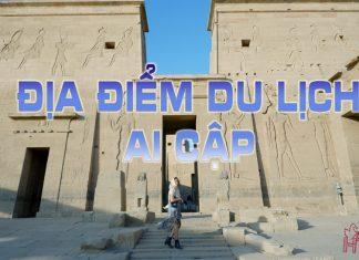 Địa điểm du lịch ở Ai Cập