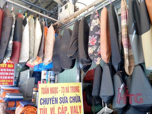 Sửa vali ở Hà Nội
